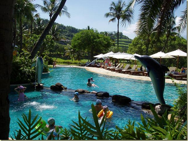 美麗的泳池2