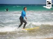 Wellenreiten lernen auf Fuerteventura   Unsere Surfkurse am 30.09.14