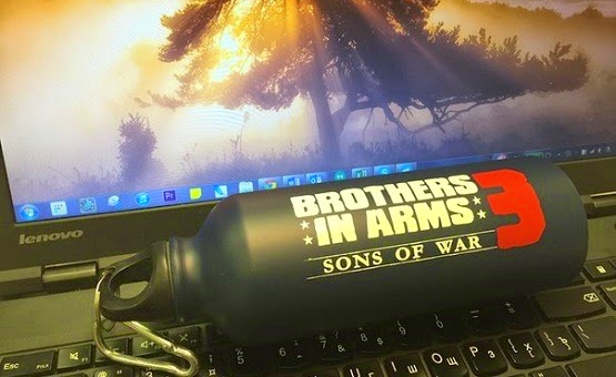 لعبة Brothers in Arms® 3 لأبل أيفون وأيباد وأيبود