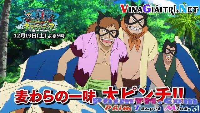 Xem Phim One Piece: Cuộc Phiêu Lưu Đến Lãnh Địa Nebulandia - One Piece: Adventure Of Nebulandia - phimtm.com - Ảnh 2