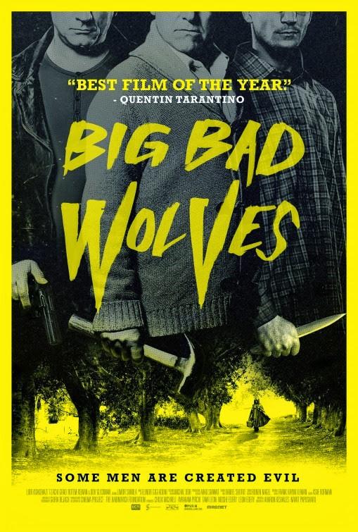 Big Bad Wolves poszter és trailer