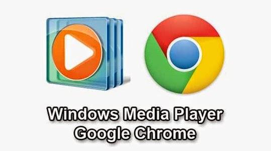 إضافة Windows Media Player Extension لمتصفح جوجل كروم