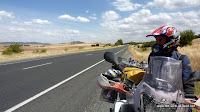 Straße nach Canberra