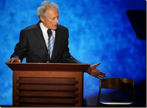 eastwood empty chair