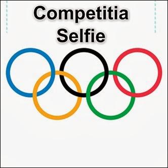competitia selfie olympics