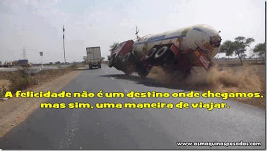 frase de caminhoneiro