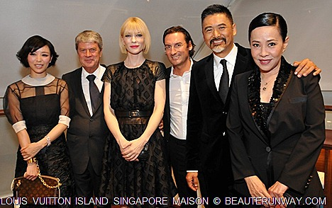 Louis Vuitton Chow Yun Fatt Jasmine