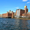 The Museum of Science from the Charles River