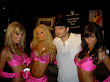 Carlos Xuma Playboy Mansion 2009 Bikini Girls