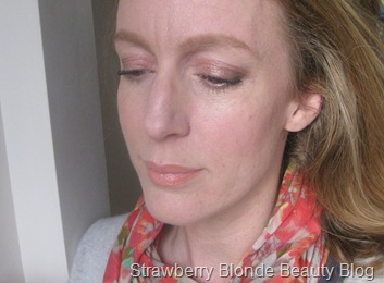 Clinique Chubby Shadow Sticks brown peach