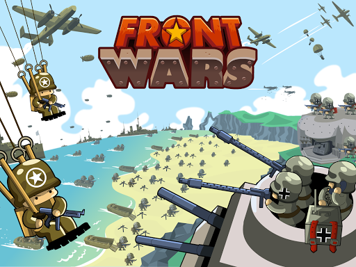 Front Wars - screenshot