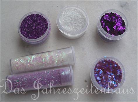 DIY Glitter Mix