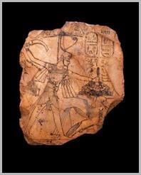 Filisteus Combatendo o Egito