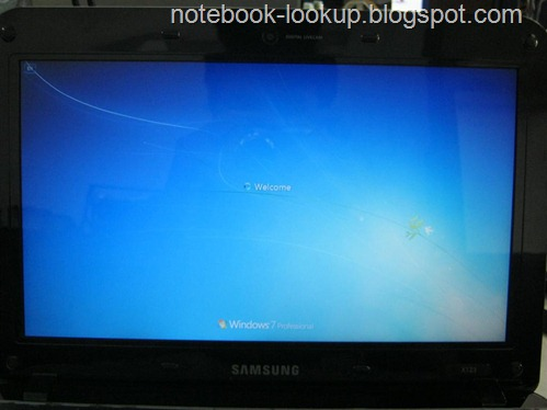 บันทึกอาการเสีย Samsung Netbook เข้า Windows 7 ช้ามากๆ