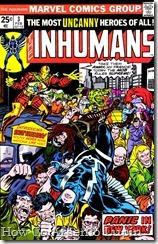 P00005 - Inhumans v1 #3