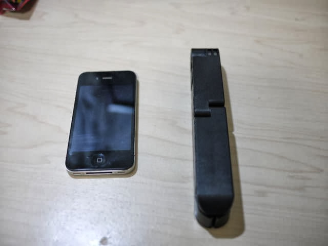 BSIPD11STBKとiPhone4