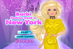 Barbie Fashion Week in NY