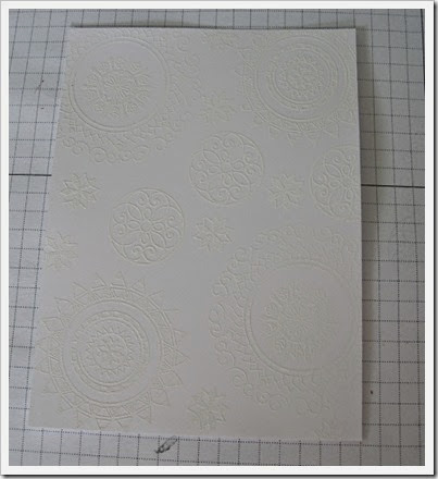 whiteembossed