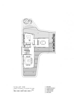 plano-casa-ninety7-siglap-de-aamer-architects-2