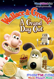 Wallace Và Gromit: Kỳ Nghỉ Ở Mặt Trăng - A Grand Day Out With Wallace And Gromit Tập HD 1080p Full