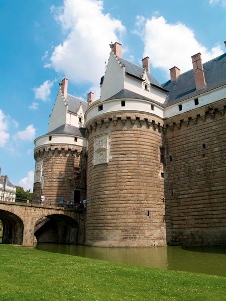 2011 07 31 Voyage France l entrée du château