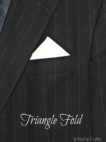 triangle fold