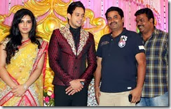 Actor_Bharath_Jesslie_Wedding_Reception_pics