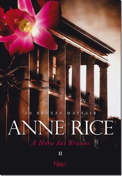 A Hora das Bruxas vol. II, de Anne Rice - Fantasia BR