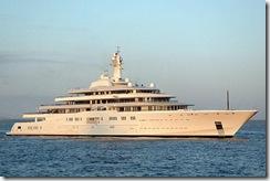 世界最大のヨット