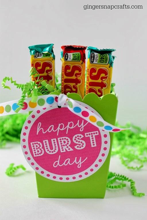 happy burst day #starburst #shop
