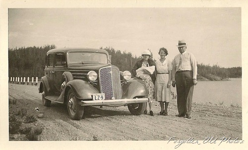 1933 Chevrolet Winnipeg Antiques