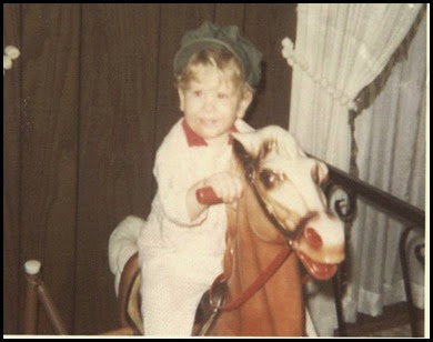 1972-Mark on Wonder Horse