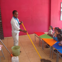 Pre-primary on 03 March 2014  GDA Harni