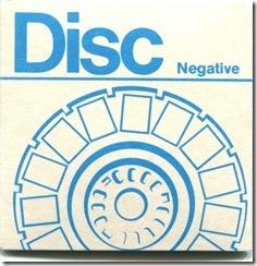 Disc Negative #1