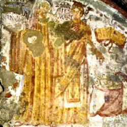 145 Catacumbas Domitila Veneranda y Peronella mártires.jpg