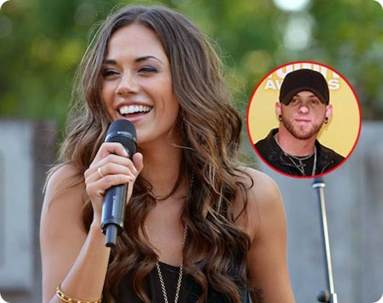 Jana Kramer With Her Husband Brantley Gilbert