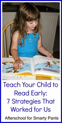 7 Strategies for Early Reading
