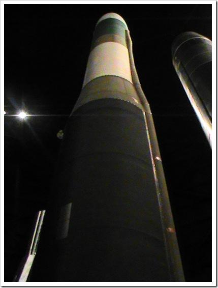 MinutemanIII missile