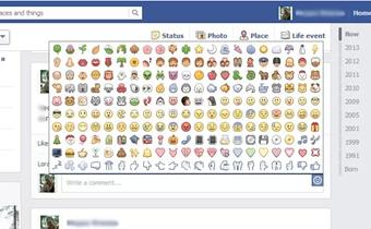 emoticoane noi pentru facebook