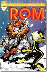 P00015 - ROM - Biblioteca Marvel #15