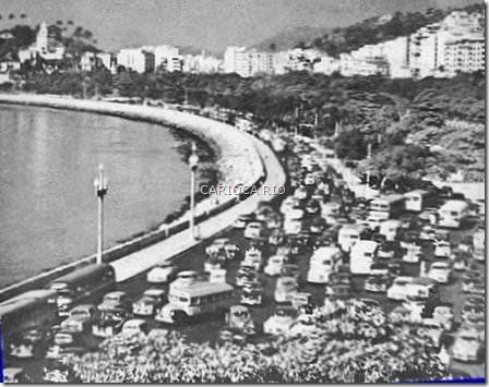 Av. Beira Mar – Centro Década de 1950