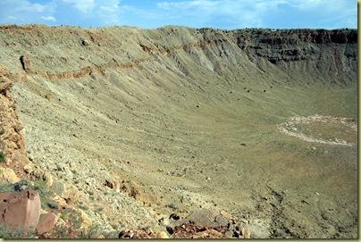 Crater Left