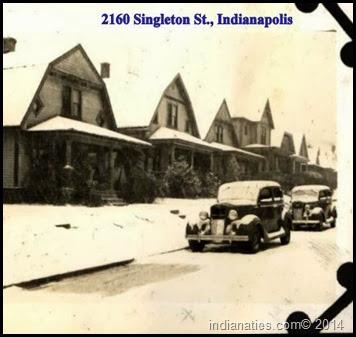 2160 Singleton Street, Indianapolis, Indiana