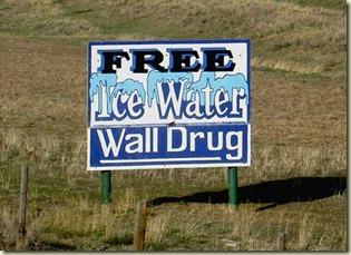 wallDrugWaterSign