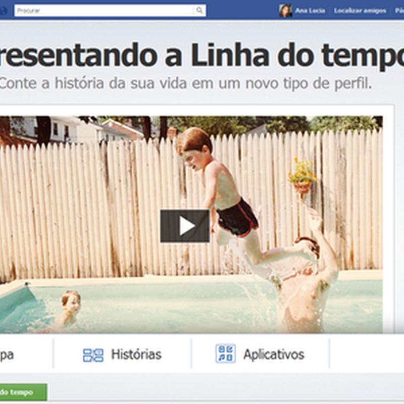 Novo Perfil do Facebook agora está liberado para todos. Saiba com acionar o seu