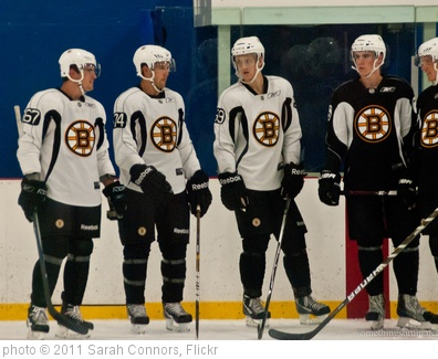 'Bruins Dev Camp-6832.jpg' photo (c) 2011, Sarah Connors - license: http://creativecommons.org/licenses/by/2.0/