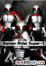 Kamen Rider 07: Super-1