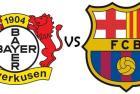 Bayer Leverkusen vs Barcelona en VIVO online
