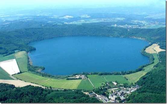 Laach Lake