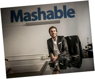 mashable and pete cashmore